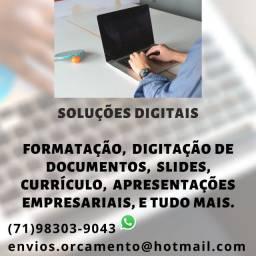 (86) Soluções Digitais para você e sua empresa!
