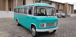 Micro onibus 608 relíquia colecionador