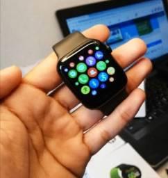 W35 Relógio Inteligente Série 5 de Chamada Telefônica Bluetooth ECG Resistente a Água
