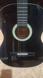 Vendo violão semi novo Giovanini