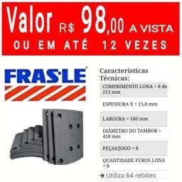 LONA PARA FREIO CAMINHÃO MB