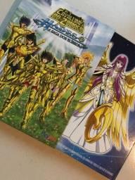 Dvd - Box Cavaleiros Do Zodiaco Hades Eliseos