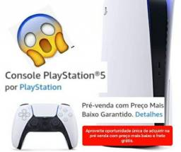 PlayStation 5 pré venda