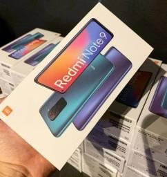 Celular Xiomi Redmi 9 - Novo!