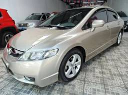 Honda Civic Sedan LX51.8 Flex automático 2010 cinza