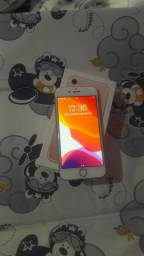 IPhone 7 usado pouco tempo de uso.