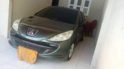 Peugeot 207 2009 1.4 8v financio também