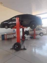Toyomac service car