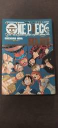 One Piece Databook Blue
