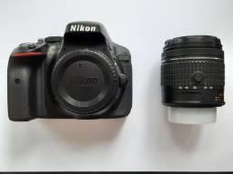 Câmera Digital Nikon DSLr D5300 24,2 megapixels WI-FI e GPS