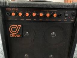 Amplificador Oliver gs 15x Guitarra /Violão