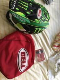 Capacete Motocross Bell