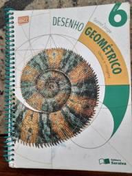 Vendo livro de Desenho Geométrico