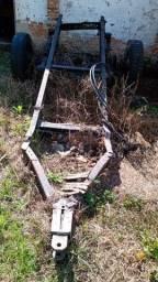 Chassis para carreta agrícola