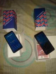 2 celulares Asus zerado , nunca usados com nota fiscal e garantia