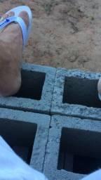 Bloco de Concreto em Alagoinhas