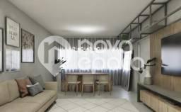 Apartamento à venda com 3 dormitórios em Copacabana, Rio de janeiro cod:CP3AP51321