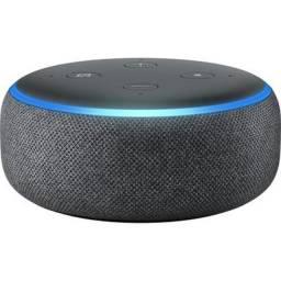 Amazon Echo Dot 3° Geração Smart Speaker com Alexa