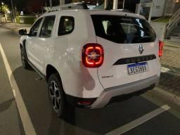 Renault NOVO Duster Iconic 1.6 CVT automático unico dono 20/21