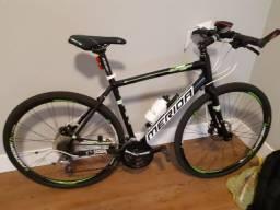 Bicicleta Híbrida Marca Merida Tamanho 52