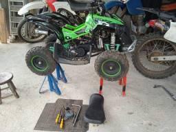 Quadriciclo infantil 49 cc
