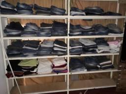 Super liquidação de roupas seminovas para revender de 1 à 5 reais! Ligue: (77) 98158- 2987