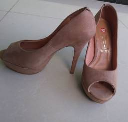 Calçado feminino scarpin
