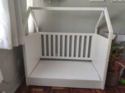 Mini berço/cama Montessori