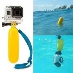 Bastão Boia Para Gopro - Flutuante Para Câmera Esportiva Bobber Floaty
