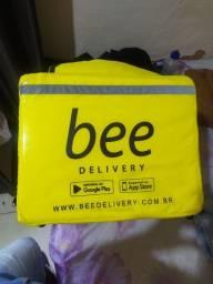 Mochila entregador bee delivery