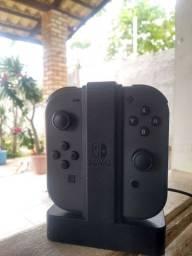 Carregador de Jon con Nintendo switch original