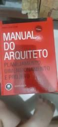 Manual do Arquiteto livro