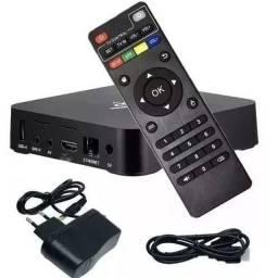 Tvbox transforme qualquer tv em uma smart tv
