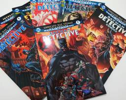 Várias coleções de Hq?s Marvel & DC(troca e venda)