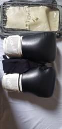 Luva de box/ muay thai semi novas