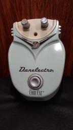Pedal Chorus Danelectro Cool Cat DC-1 ( 18 v )
