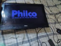 Tv philco (funcionando,mas com imagem estranha)