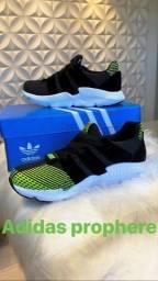 Promoção tênis Adidas prophere e nike Just do it ( 130 com entrega)