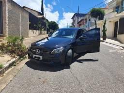 Mercedes Benz c 300 sport automática 2019 apenas 11 mil km