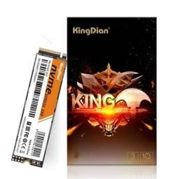 Ssd M2 Nvme Kingdian 512GB. Novo. Ultra velocidade!