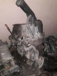Motor da Mercedes CLASSE A 160
