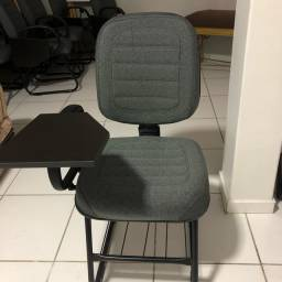 Cadeira diretor universitária rebativel