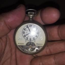 Relógio automático de bolso - 8 JOURS