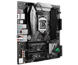 Kit gamer i7 8700k