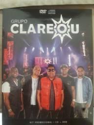 DVD Grupo Clareou