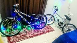 (Vendo Duas Bicicletas Aro20/24 Leia O Anuncio)