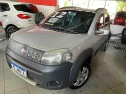Fiat uno 1.0 Evo way 8v A2012