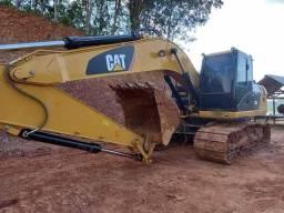 Escavadeira Hidráulica Caterpillar 320d2 Ano 2016