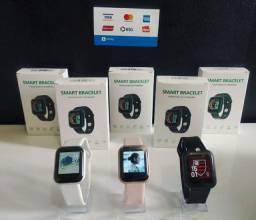 Smartwatch D20/Y68 - Versão atualizada FitPro