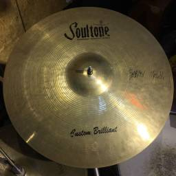 Crash Soultone Custom Brilhant 17?